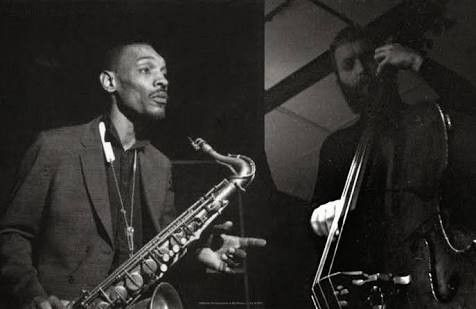 Sam Rivers and Dave Holland