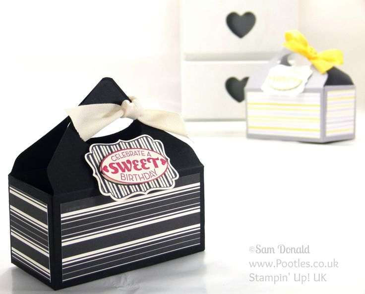 http://pootles.co.uk/ Stampin' Up! UK Demonstrator Sam Donald shares a project with you. To shop ONLINE please click here - http://www2.stampinup.com/ECWeb/d...