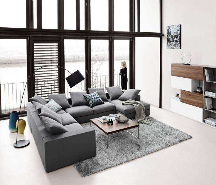 159 best living images on pinterest boconcept boconcept. Black Bedroom Furniture Sets. Home Design Ideas