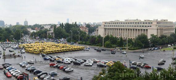 Школьные автобусы Опель Мовано Трабус / Opel Movano Trabus в Бухаресте (Румыния)