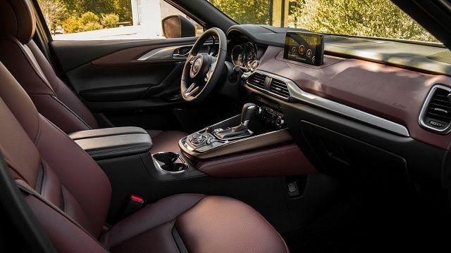 New 2016 Mazda CX-9 - interior
