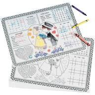 Wedding Placemats - 12ct