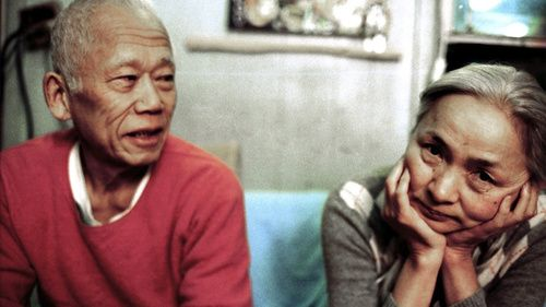 "Have you heard of Cutie and the Boxer?   Cutie and the Boxer is a moving documentary that traces the life of the ""boxing painter"", Ushio (left), and his wife, Noriko (right). This documentary shares the story of two ""vulnerable, creative souls who have devoted themselves to art and tried to love each other as well."" #BTWG #cutieandtheboxer #brooklyn #art  @Bayshore Home Health"