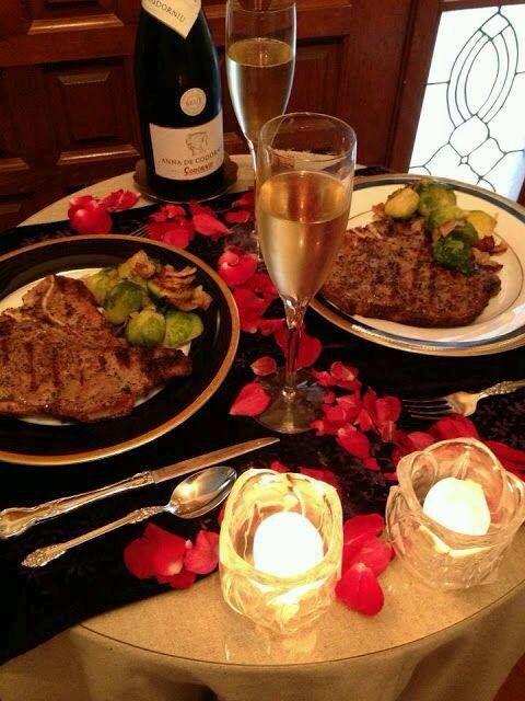 Rom ntica cenas especiales pinterest romantic for Table 6 brunch denver