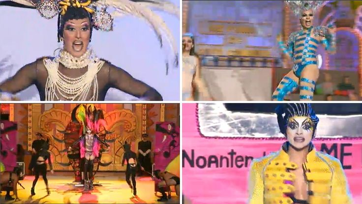 Vídeo resumen de la Gala Drag 2016, Carnaval Las Palmas de gran Canaria