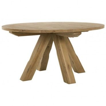St Croix Round Dining Table - Uniqwa Furniture | $2,399.00 - Milan Direct