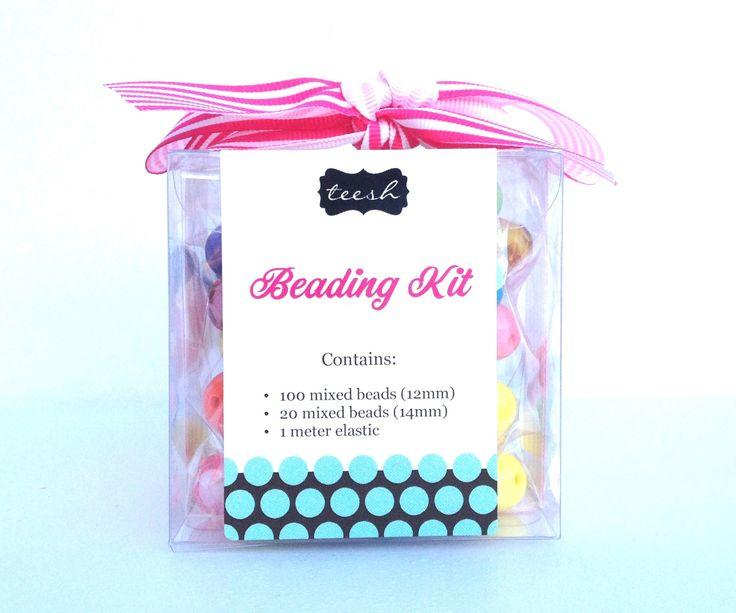 Teesh Beading Kit