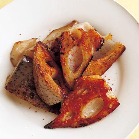れんこんきんぴら | 堤人美さんのおつまみの料理レシピ | プロの簡単料理レシピはレタスクラブネット