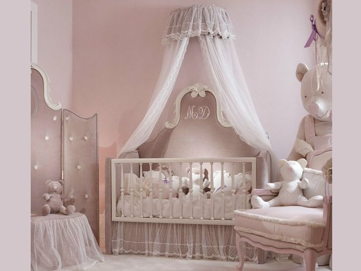 Upholstered bed for kids' bedroom LORD | Bed for kids' bedroom - Dolfi #nursery #babygirl #decor