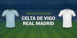 el forero jrvm y todos los bonos de deportes: Luckia Sorteo de entradas Celta vs Real Madrid 20-...