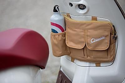 Clasico-Bolso-de-almacenamiento-guantera-Vespa-Tool-Kit-Bronceado-PX-GTS-et-LX-etc