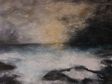 """Saatchi Art Artist Wietzie Gerber; Painting, """"Memories"""" #art"""