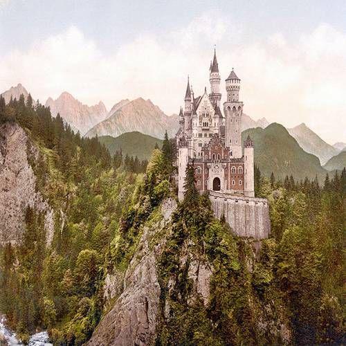 Neuschwanstein Castle,Germany
