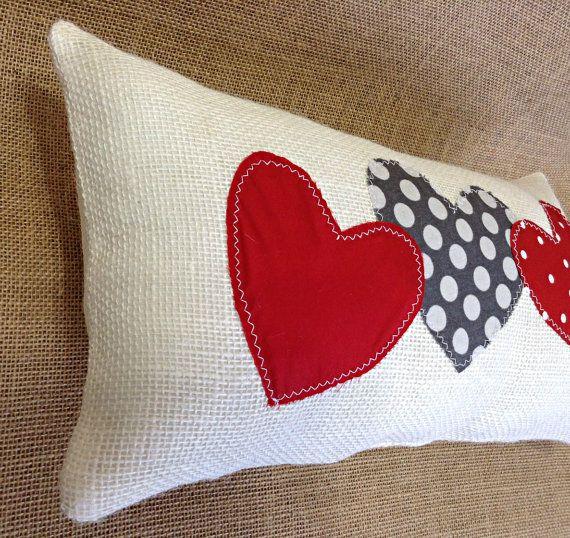 Almohada de San Valentín almohada de San Valentín por sherisewsweet
