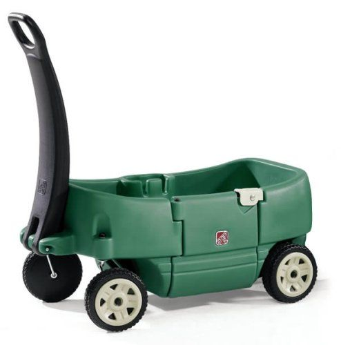 We've taken the classic little red wagon to the next level with our complete selection of wagons for kids. Use them for walks around the neighborhood, tailgate essentials or garden carts. Our wagons feature our legendary Little Tikes durability and they'll never rust.