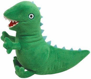Now you can have your own dinosaur just like George! Plush toy measures 15cm.