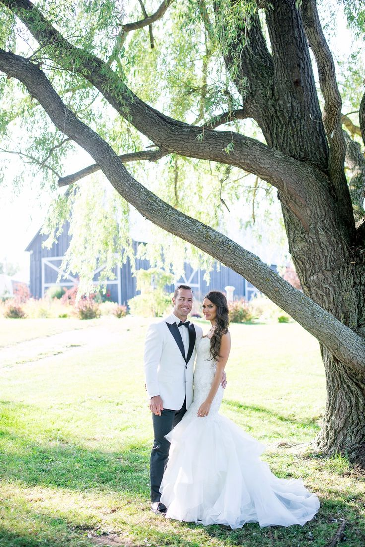 This Brides Rustic Chic September Wedding Dreams Came True