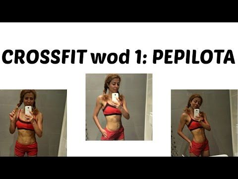 PEPILOTA WOD 1: CrossFit Challenge: HIIT for Abs, Booty and Total Body - YouTube