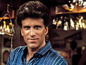 "Edward Bridge ""Ted"" Danson III is an American actor, author, and producer well known for his role as lead character Sam Malone on the NBC sitcom Cheers and for his role as Dr. John Becker on the CBS sitcom Becker. Wikipedia Born: December 29, 1947 (age 68), San Diego, CA Height: 6′ 2″ Spouse: Mary Steenburgen (m. 1995), Casey Coates (m. 1977–1993), Randy Danson (m. 1970–1975) Movies: Three Men and a Baby, Saving Private Ryan, More Children: Kate Danson, Alexis Danson"
