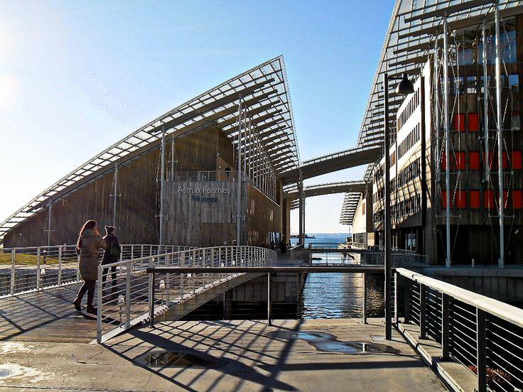 Natalie Justine : Visiting Oslo