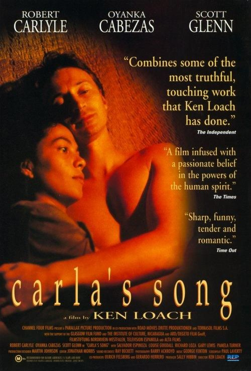 Carla's Song (1996) - Ken Loach