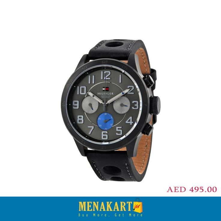 Buy Tommy Hilfiger Watches Online at http://Menakart.com  Shop Now #tommyhilfiger #watches #tommy #onlinestore