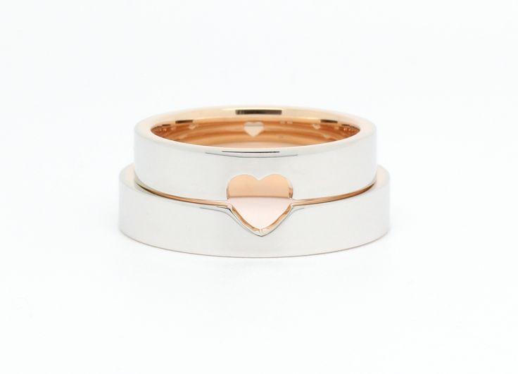 I takto zamilované prsteny pro Vás rádi vytvoříme :). #love #wedding #rings #golden #rydl #zlato #snubni #prsteny #svatba #laska