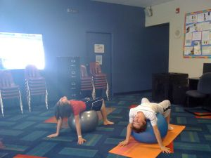 """Teens love choices. And they enjoy getting to do things """"on their own."""" One of my students very favorite and most requested yoga activities is the Yoga Laboratory. Mid-semester is a great time for the Yoga Lab. By then students have a basic understanding of alignment and safety. I would not recommend this activity for …"""