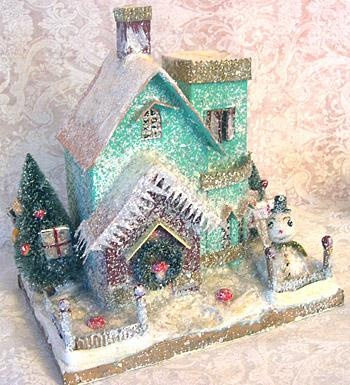 Crickleberry Cottage Conversations: I'm Dreaming of an Aqua Christmas . . .