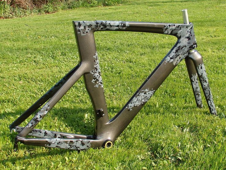 This Is A Carbon Fiber Trek Compition Bike Owner Wanted
