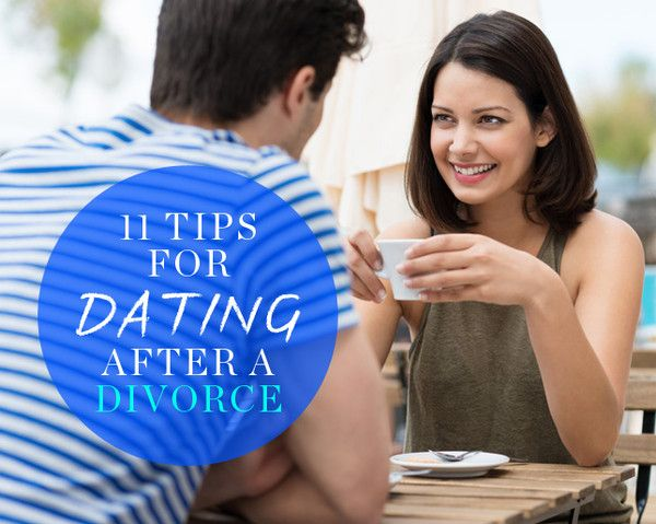 Tips for Dating After a Divorce   It won     t be easy  but