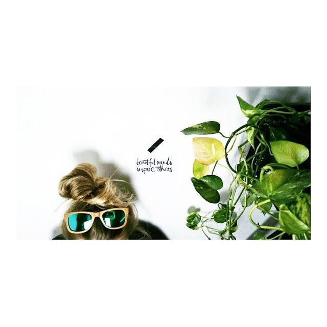 BEAUTIFUL MINDS INSPIRE OTHERS <3 #westwodeyewear #wood #sunglasses #leather #case check it on: www.westwoodshop.com