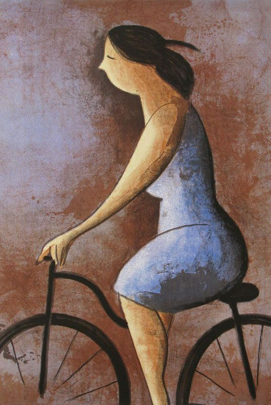 Lithographs Past - Didier Lourenço