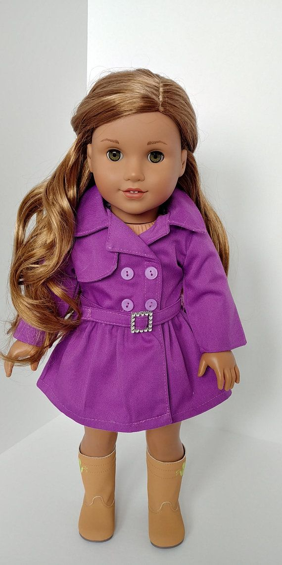 """Light Blue Mittens 18/"""" Doll Clothes Fits American Girl"""