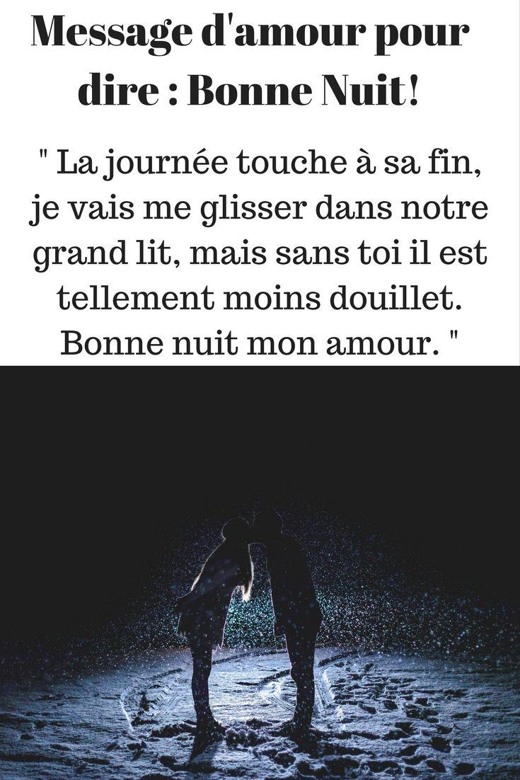 Sms Damour Pour Dire Bonne Nuit Message Bonne Nuit Bonne