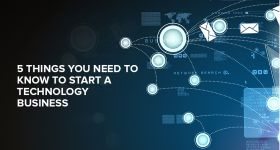 5 Things You Need To Know to Start a Technology Business http://goo.gl/mrCx1u #Business #Technology