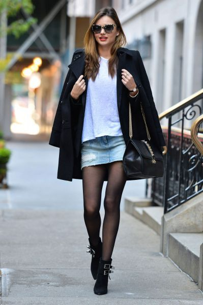 Best 25 Miranda Kerr Street Style Ideas On Pinterest