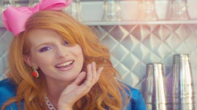 "Watch Bella Thorne's Spontaneous Dance Party in the ""Call It Whatever"" Video 