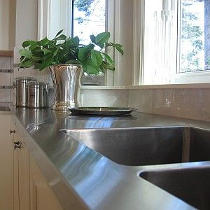 Discover the Pros and Cons of stainless steel counters for your kitchen.