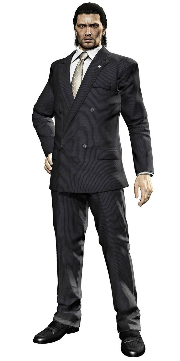 Daigo Dojima - Characters & Art - Yakuza 5