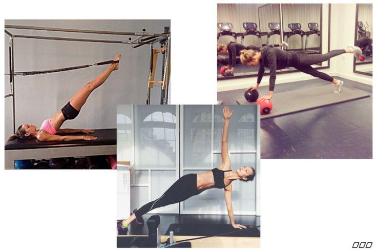 The Victoria's Secret Workout... REVEALED - Move Nourish Believe