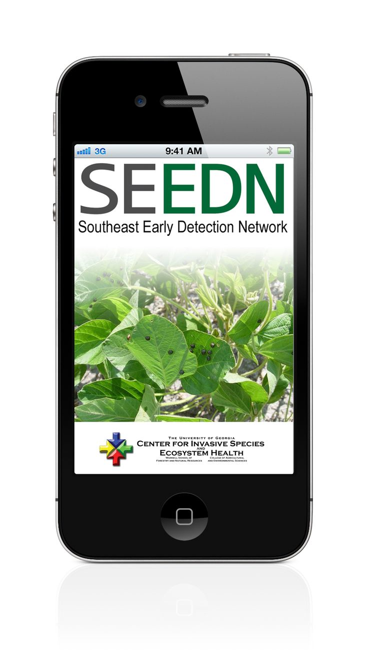 Now you can submit invasive species observations directly with your smartphone from the field.