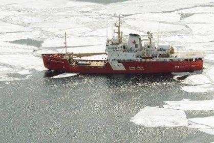 Vládci zamrzlého moře: Ledoborce hledají Severní cestu