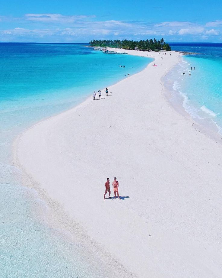 Tropical paradise   Kalanggaman Island Leyte Philippines. Photo by @vitodimario