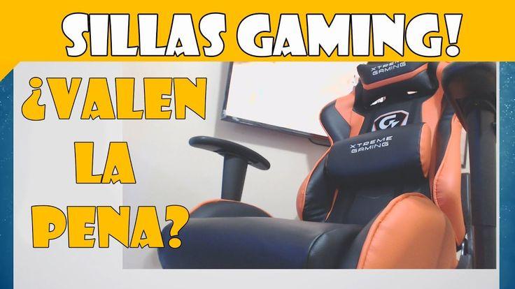 ¿Valen la pena las sillas gamer?
