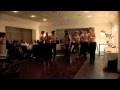 Dinner Dance Boys Dancing