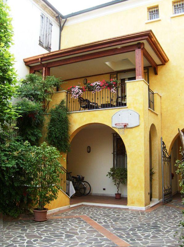 17 best images about copri balcone e terrazzi on pinterest for Terrazzo legno