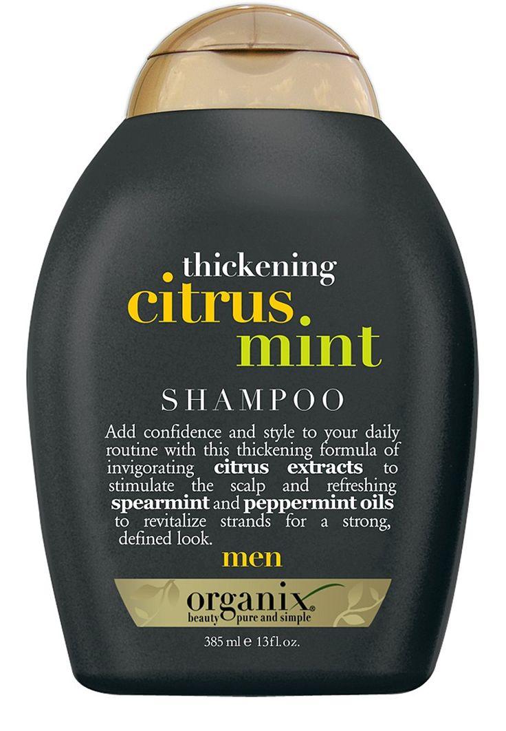 Organix Thickening Citrus Mint Shampoo 385ml Buy Online at Best Price in India: BigChemist.com