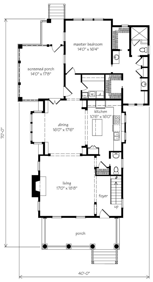 270 best Floor Plans images – Southern Crafted Homes Floor Plans
