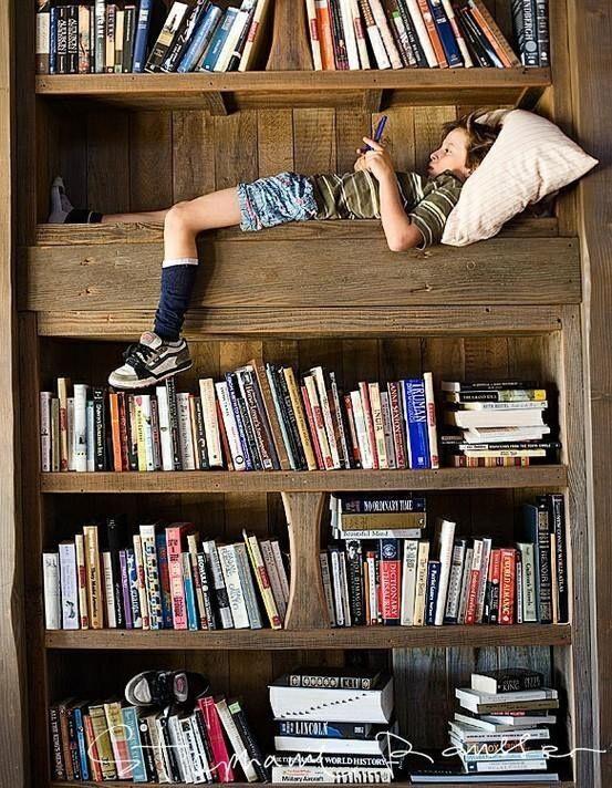 Reading Nook | Books: Bookshelves, Idea, Dream, Book Nooks, Reading Nooks, Kids, Place, Booknook, Room
